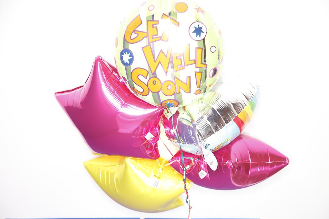 Get Well Soon! Harlem 2010