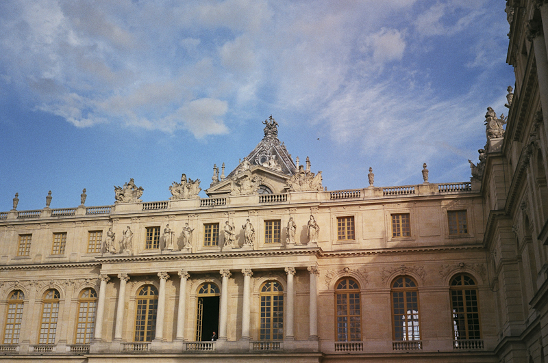 Palace of Versailles, France 2013