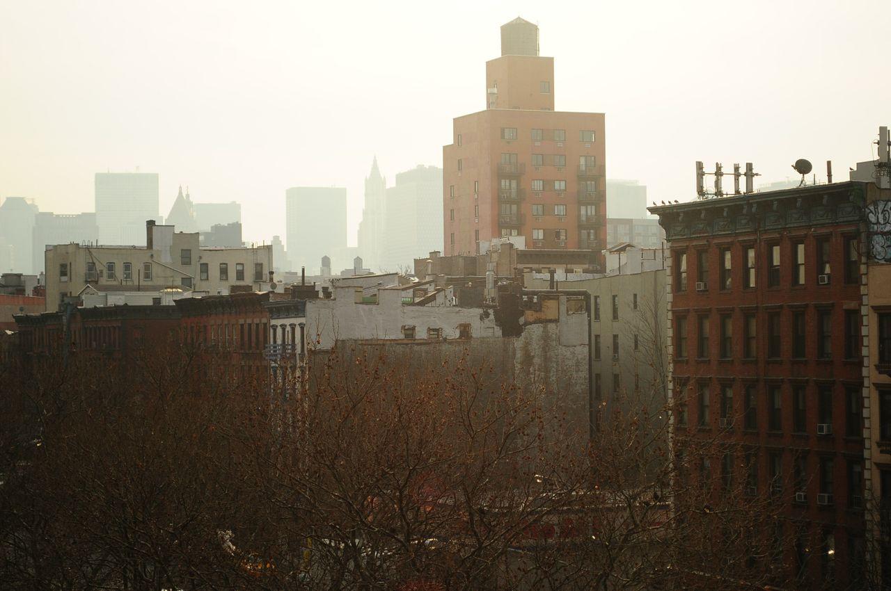 NYC Skyline 2013
