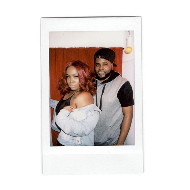 """Our favorite comedy couple @dj_kaykash + @misss_chinn have our stomachs in knots in their """"Try Not to Laugh"""" Challenge video. Head to @_tklove bio for the link and link in our bio for Tanya's Q+A ⬆️ . . . . . . . . #thisismycommunity #myinstax #yougotitright #familyaffair #youbelongnow @fujifilm_instax_northamerica #profile_vision #filmfeed #untoldvisuals #torontoigers #torontoblogger #wethenorth #ffto #ig_mood #discoverportrait #profile_vision #postmoreportraits #portraitpage #thecreative #torontolife #downtowntoronto #igerstoronto #torontolifestyle #fujifilm #fujifilm_xseries #fuji #fujifeed"""