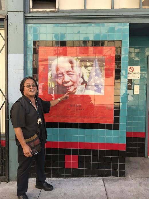 執行主任方諾曼在CCDC營業處前,Vipul Chopra攝影