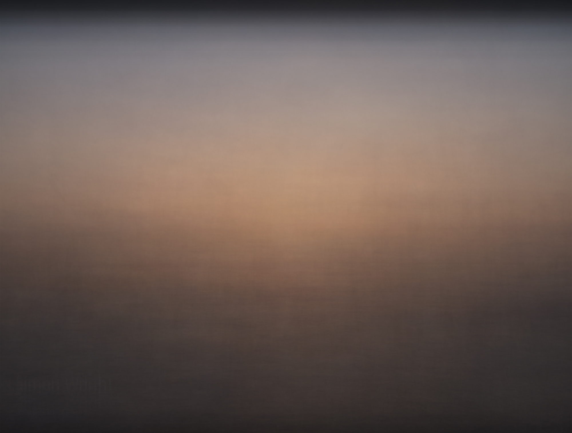 Jeff Thompson Average Sunset_ February 17, 2017 2017 Inkjet print on aluminum, custom software, found photographs.jpg