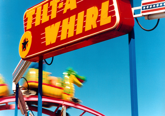 Hidemi Takagi, Tilt A Whirl (from _Happie Photographie series,_2002, C-Print, not digital c-print!! pic from film, 11x14.jpg