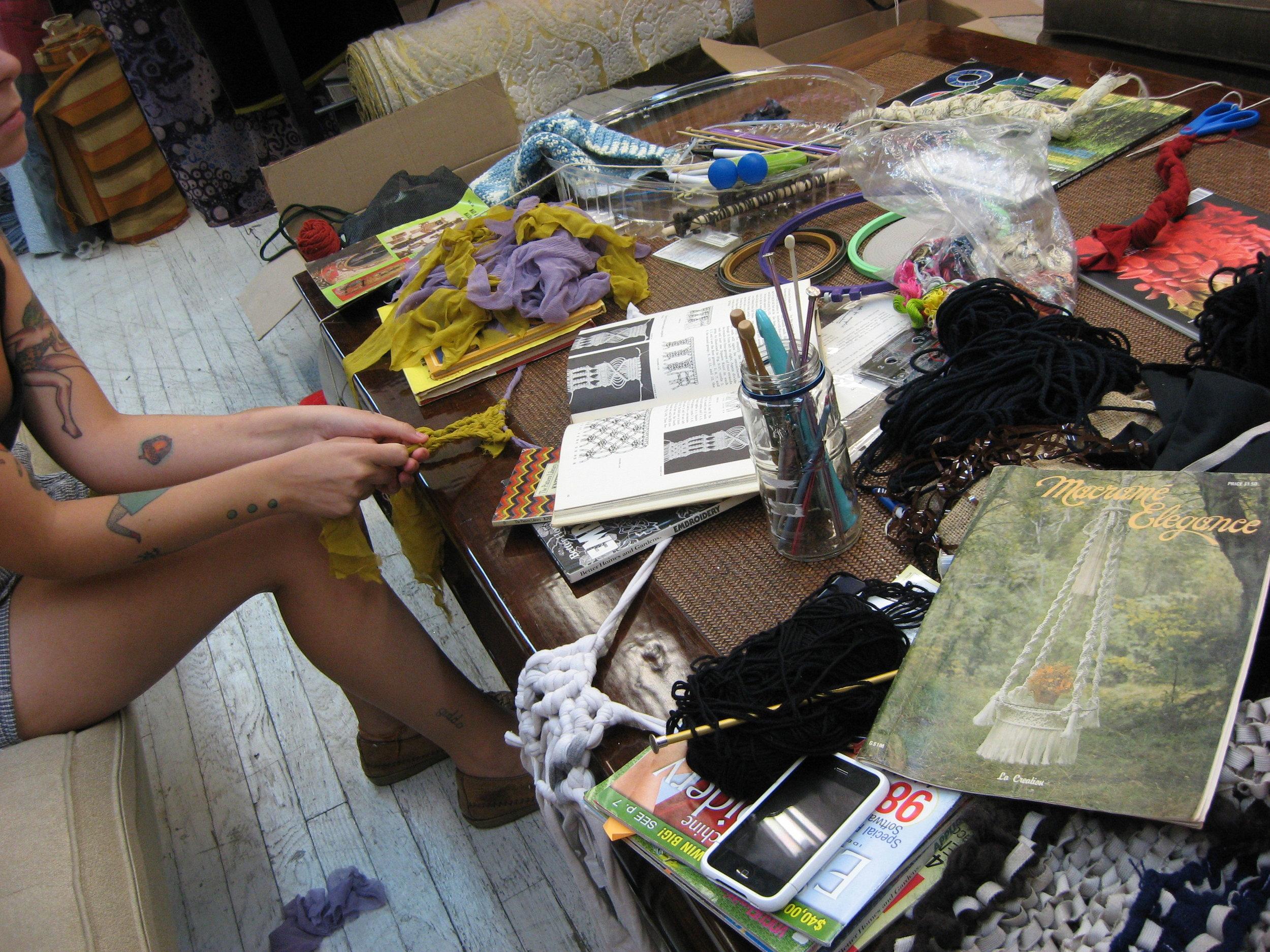 knitting-and-knotting-table_4942873483_o.jpg