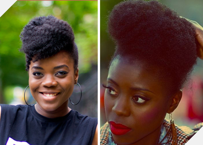 Hairstyle / Pompadour