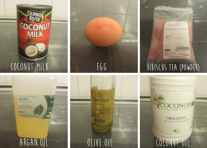 My natural DIY protein treatment