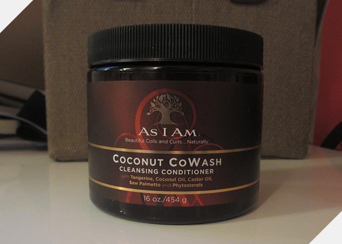 This is my cowash of choice, which I use 2-3 times a month. I then shampoo once a month to give it a really good clean. Check out my review  HERE