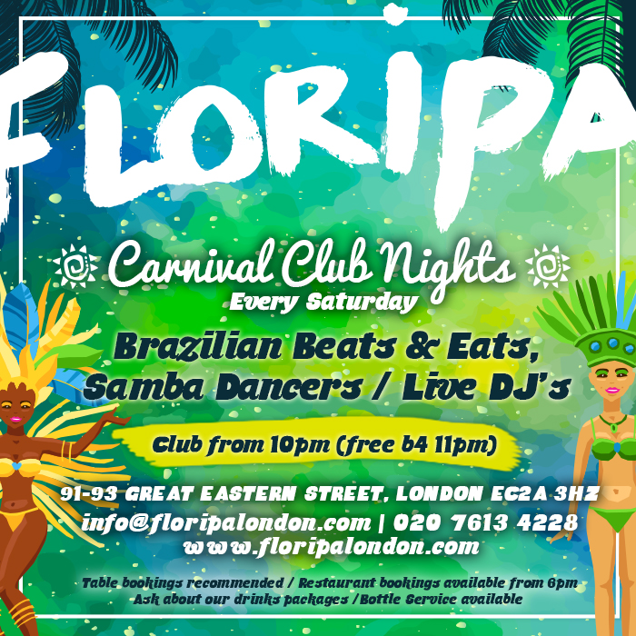 Facebook Post Photo -Carnival Club Nights