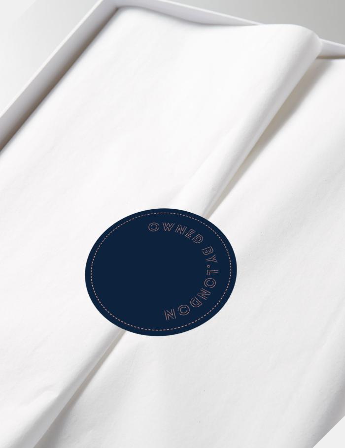 Logo Placement idea