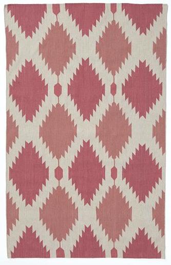 Phoenix Wool Dhurrie - 8x10 $349