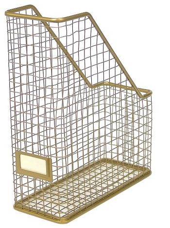 gold threshold magazine storage