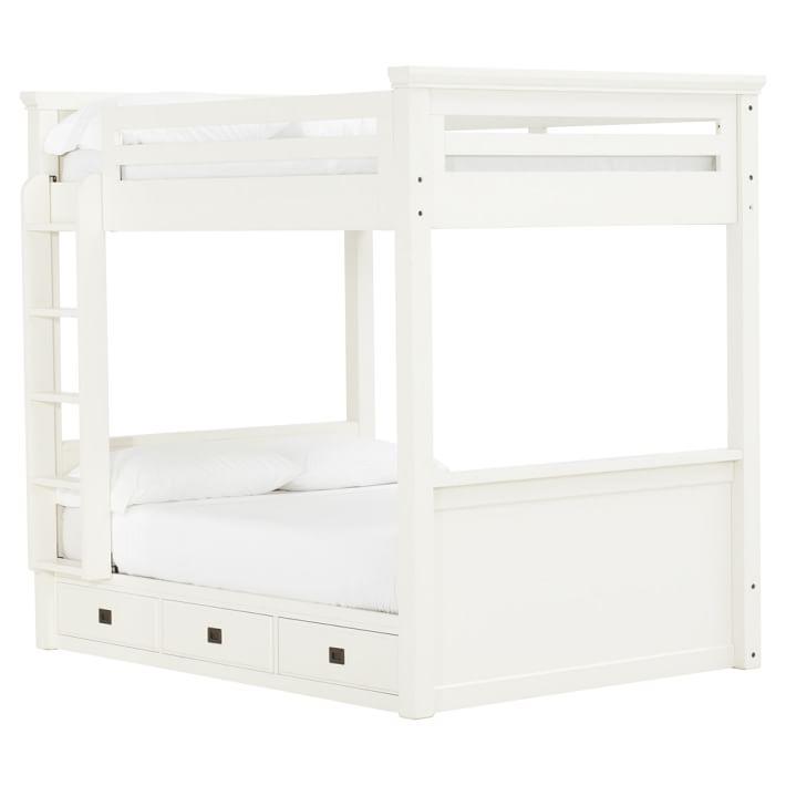 PB Teen Oxford Bunk Bed
