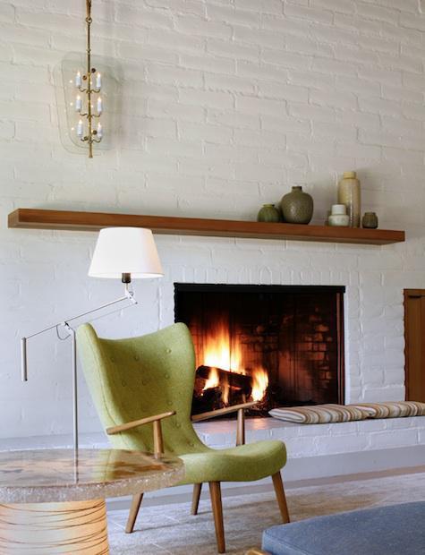 Image from designer Charles de Lisle via  Remodelista