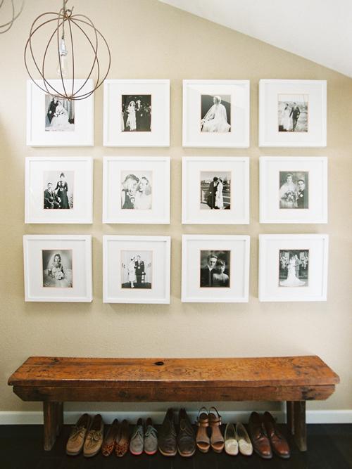 image of Amy & Erich Mcvay's home via  design sponge