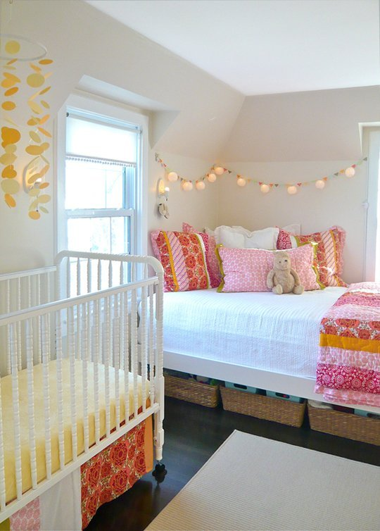 image via  apartment therapy --great details in this nursery if you click the link!