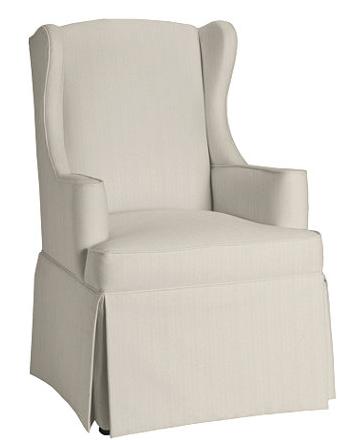 winged chair ballard designs