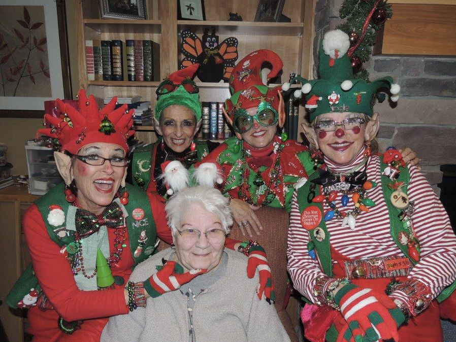 Senior Living Holiday Party