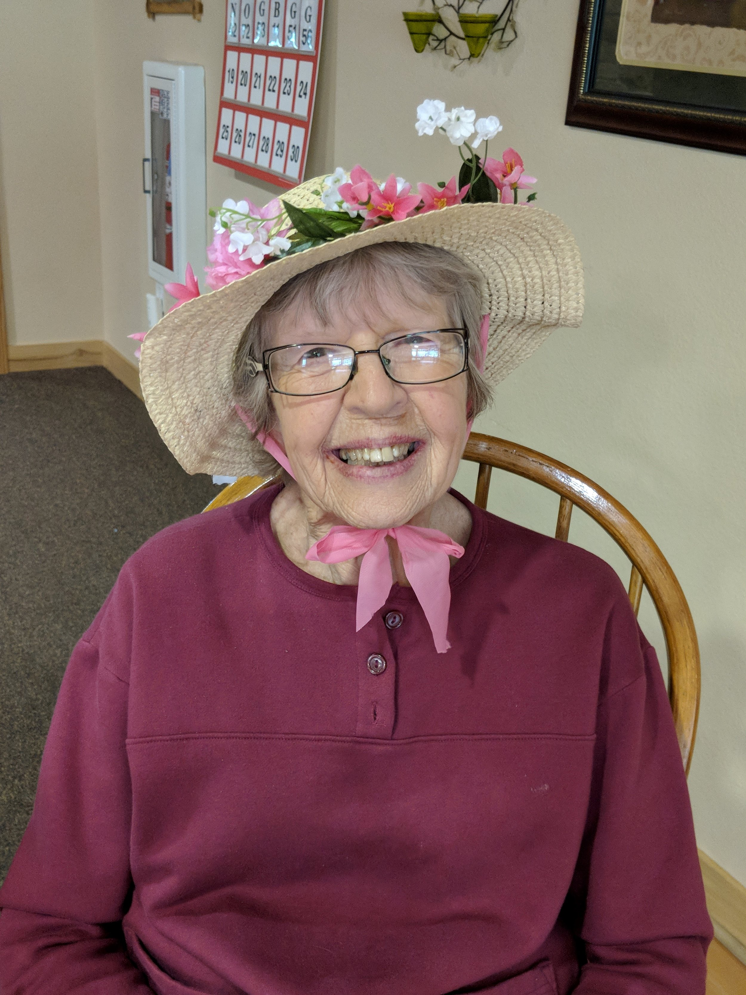 We made decorated straw hats for our fishing trips this summer! 2.jpg
