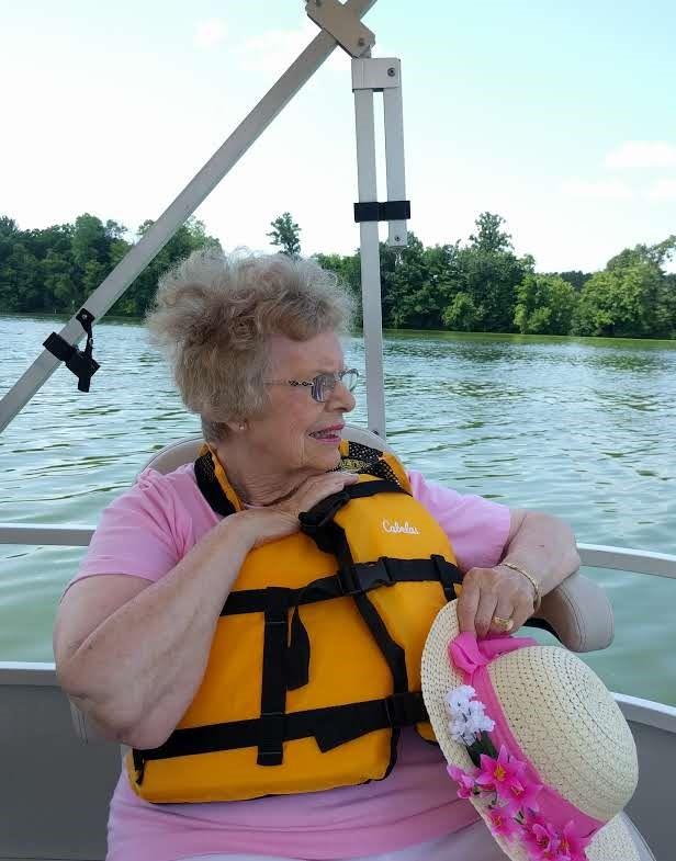 Ladies Pontoon ride on the Red Cedar River. 3.jpg