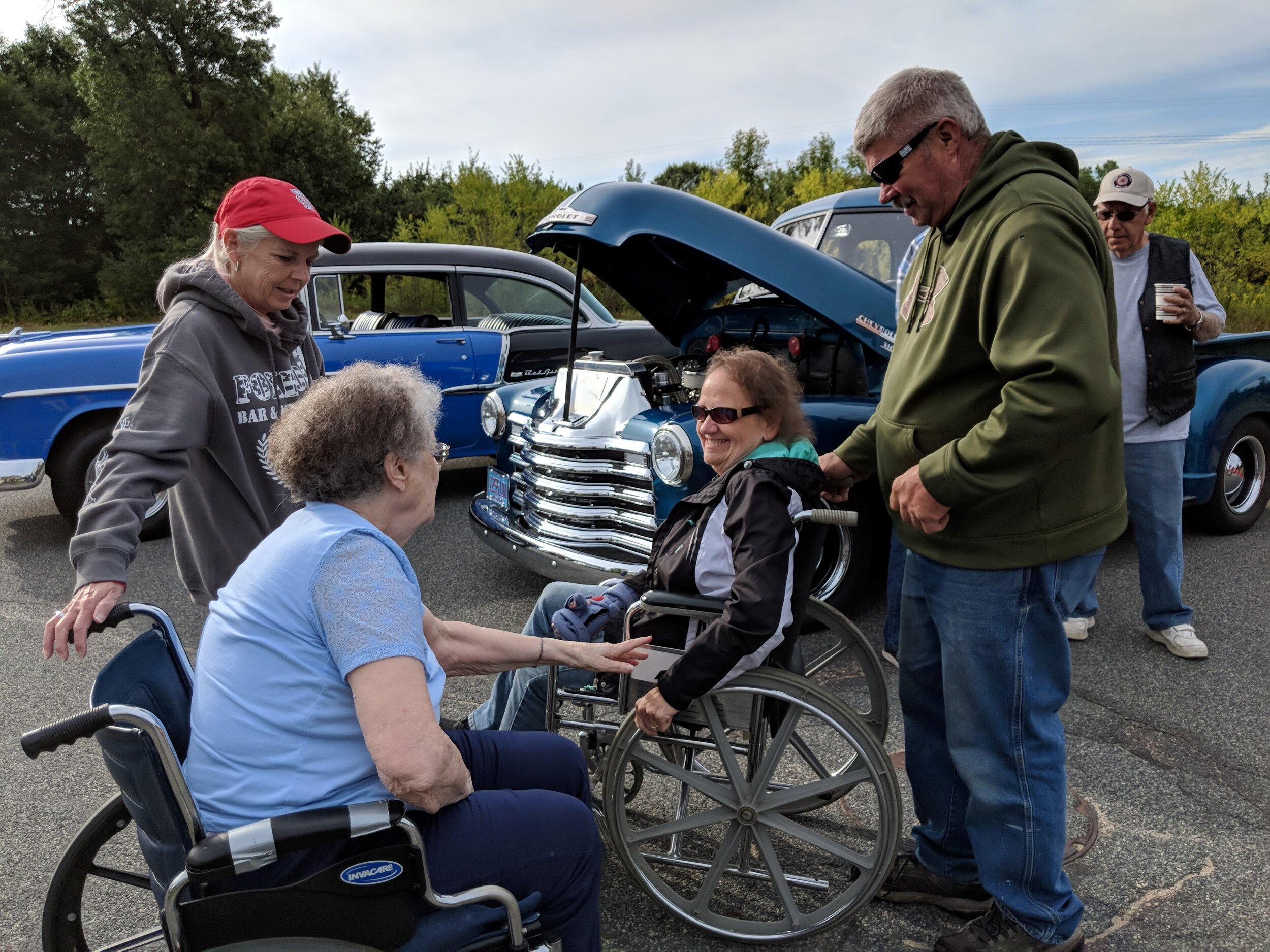 Kickoff of National Assisted Living Week Car Show! 3.jpg