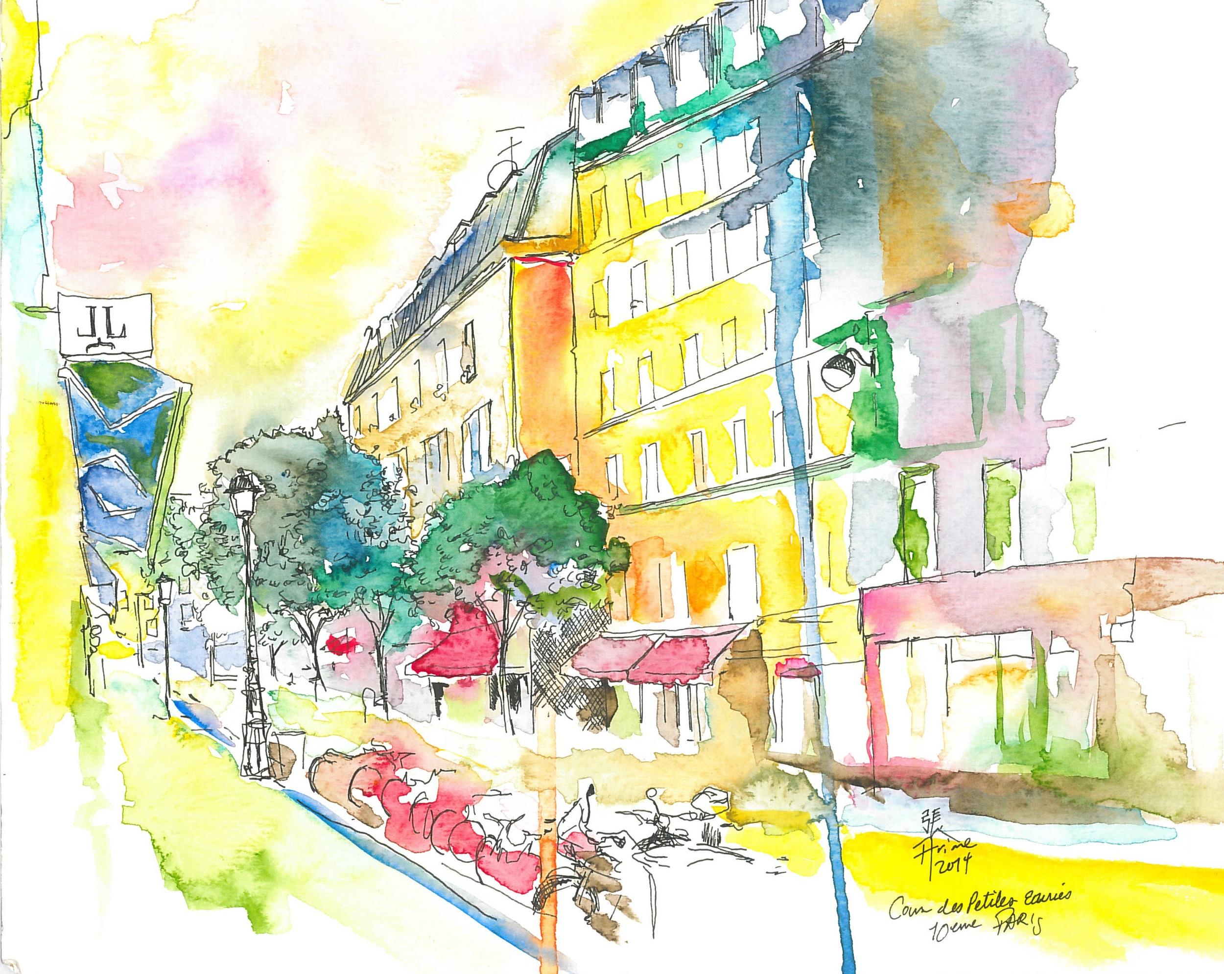 Rue des Petites Ecuries