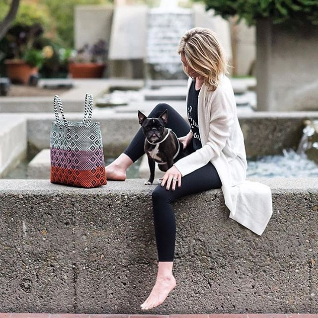 @hellogidget enjoying their San Francisco summer in San Francisco! The Totes are waterproof, baby proof, puppy proof, and sand proof 🌞photo: @frecklesnfro #quepadre