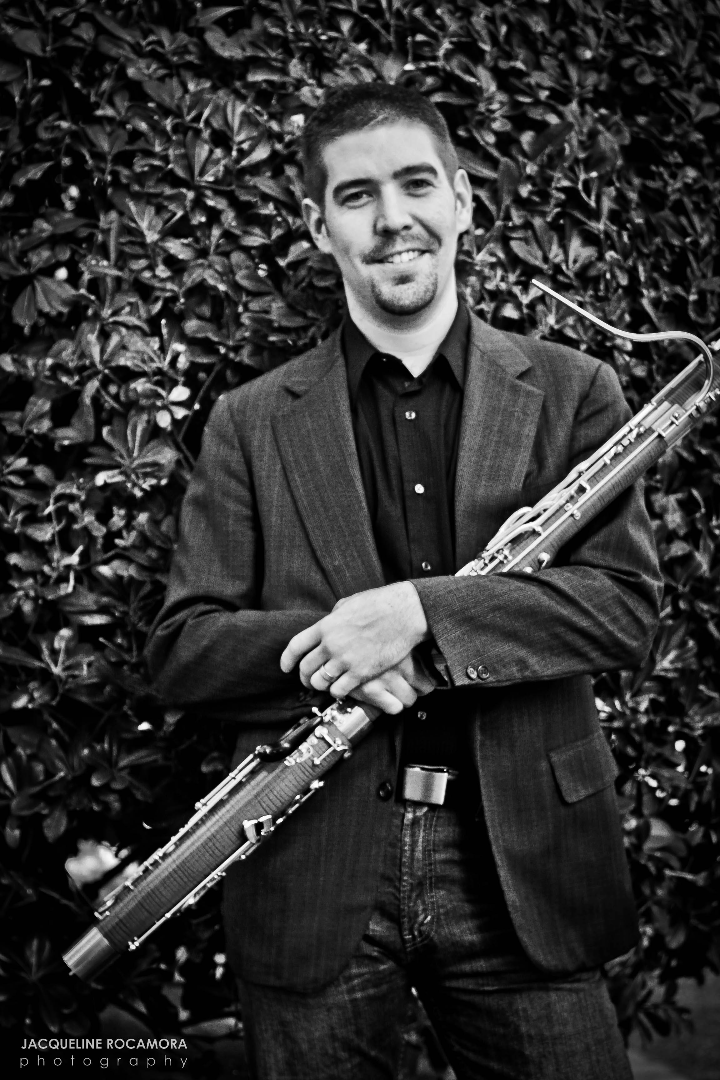 We are VERY excited to announce that David Wells will be joining us in Phoenix, AZ for our first recording. David performed with MACP during their residency at the University of the Pacific this past March.