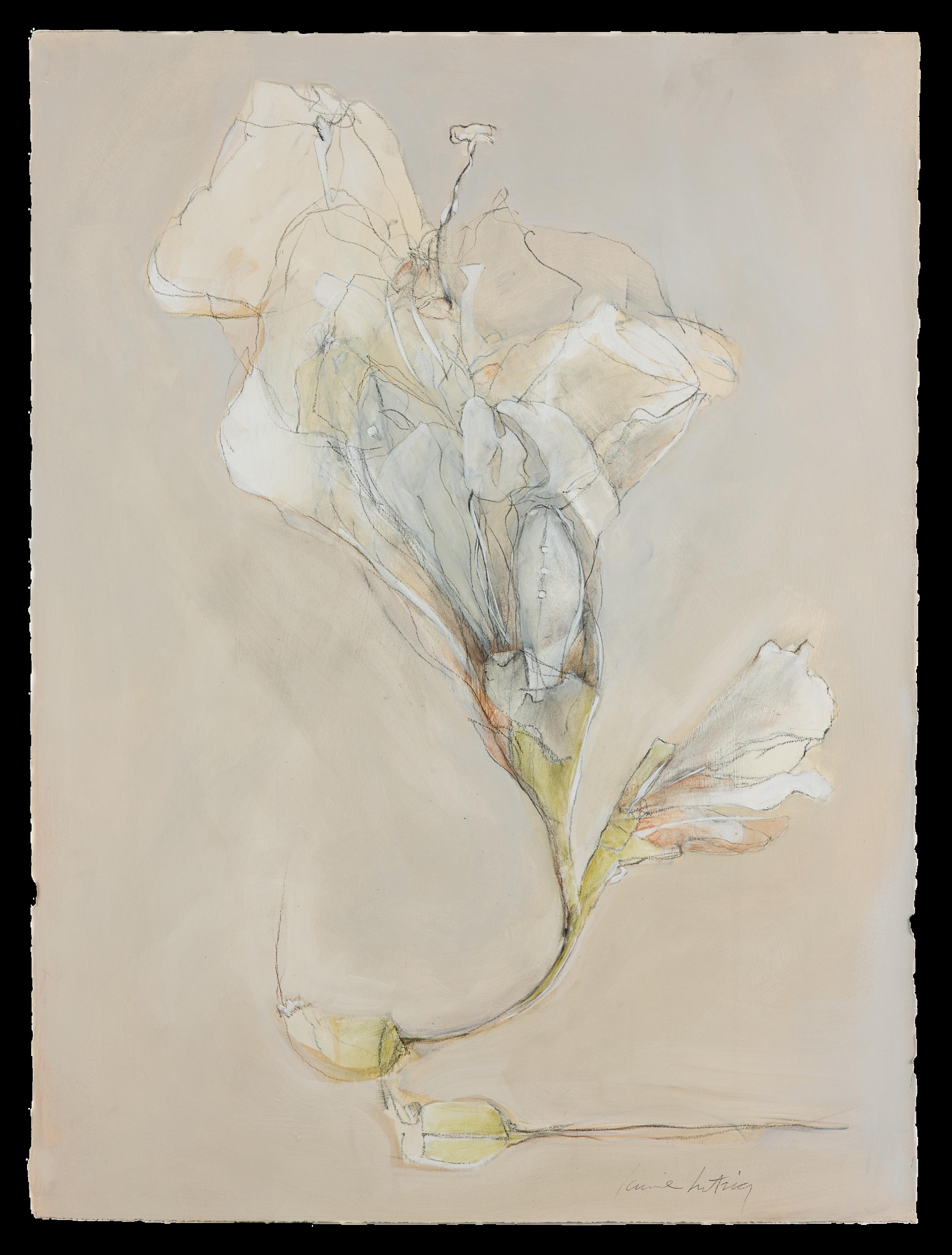 dancing flower no.4