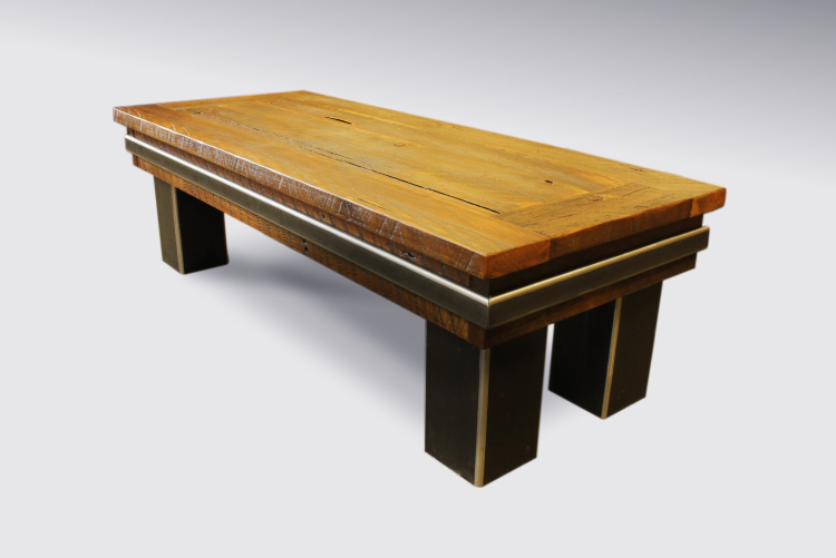 NW Contemporary Coffee Table