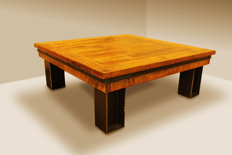 NW Structural Coffee Table