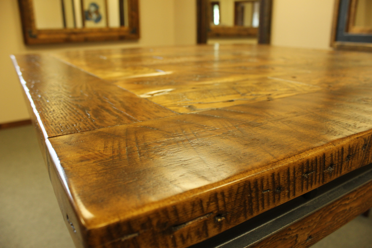 NW Structural Pub Table