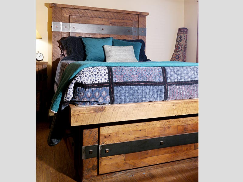 Bed Frame & Headboard