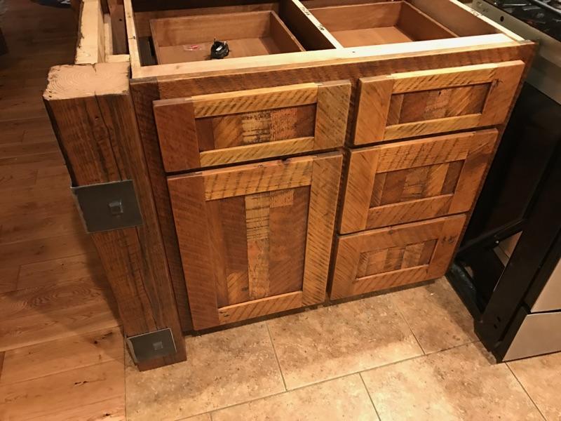 Barnwood Cabinets