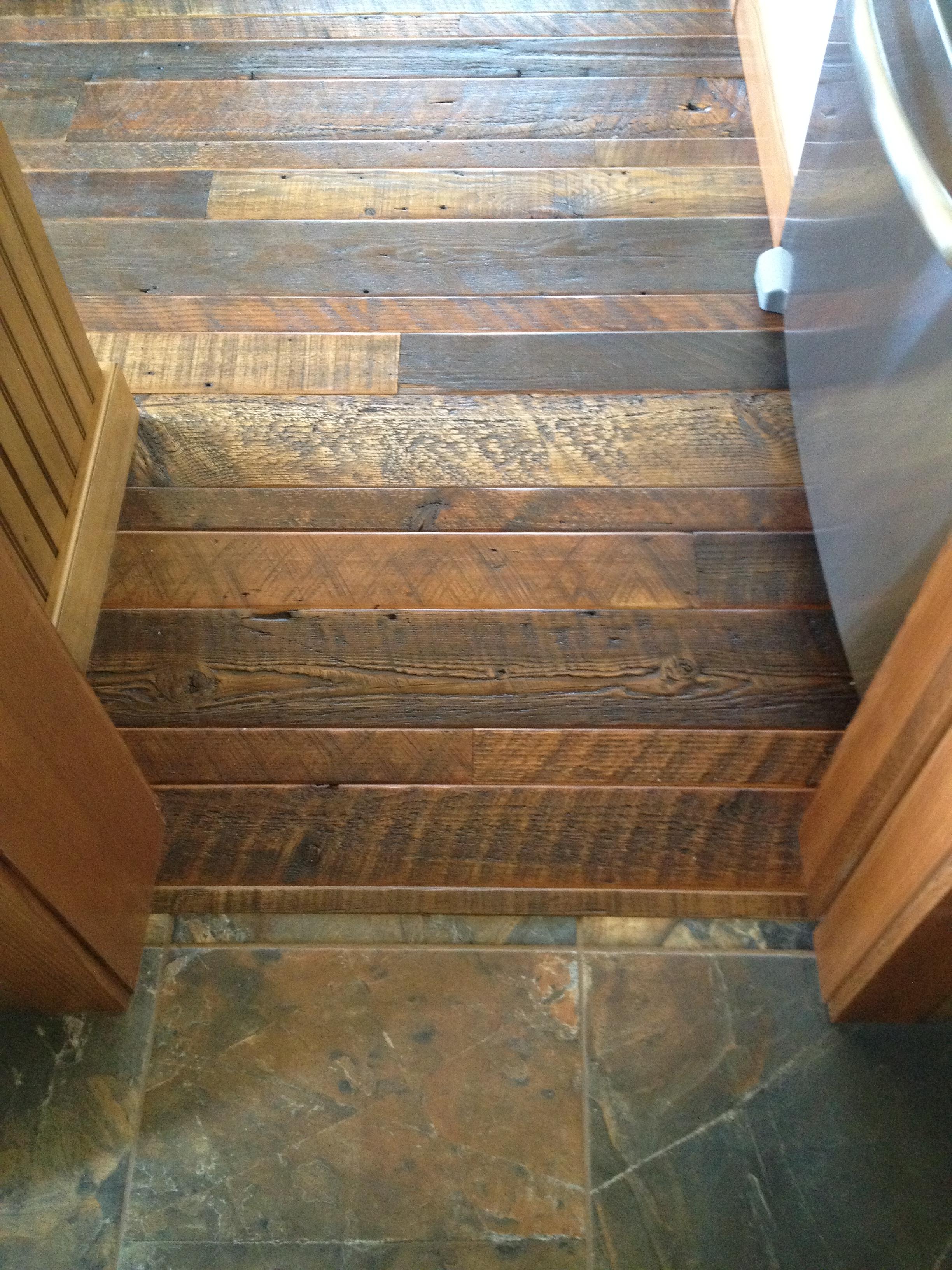 Floor Paneling