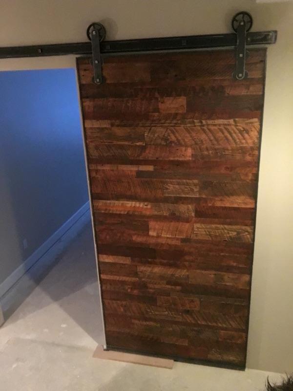 Barnwood Door
