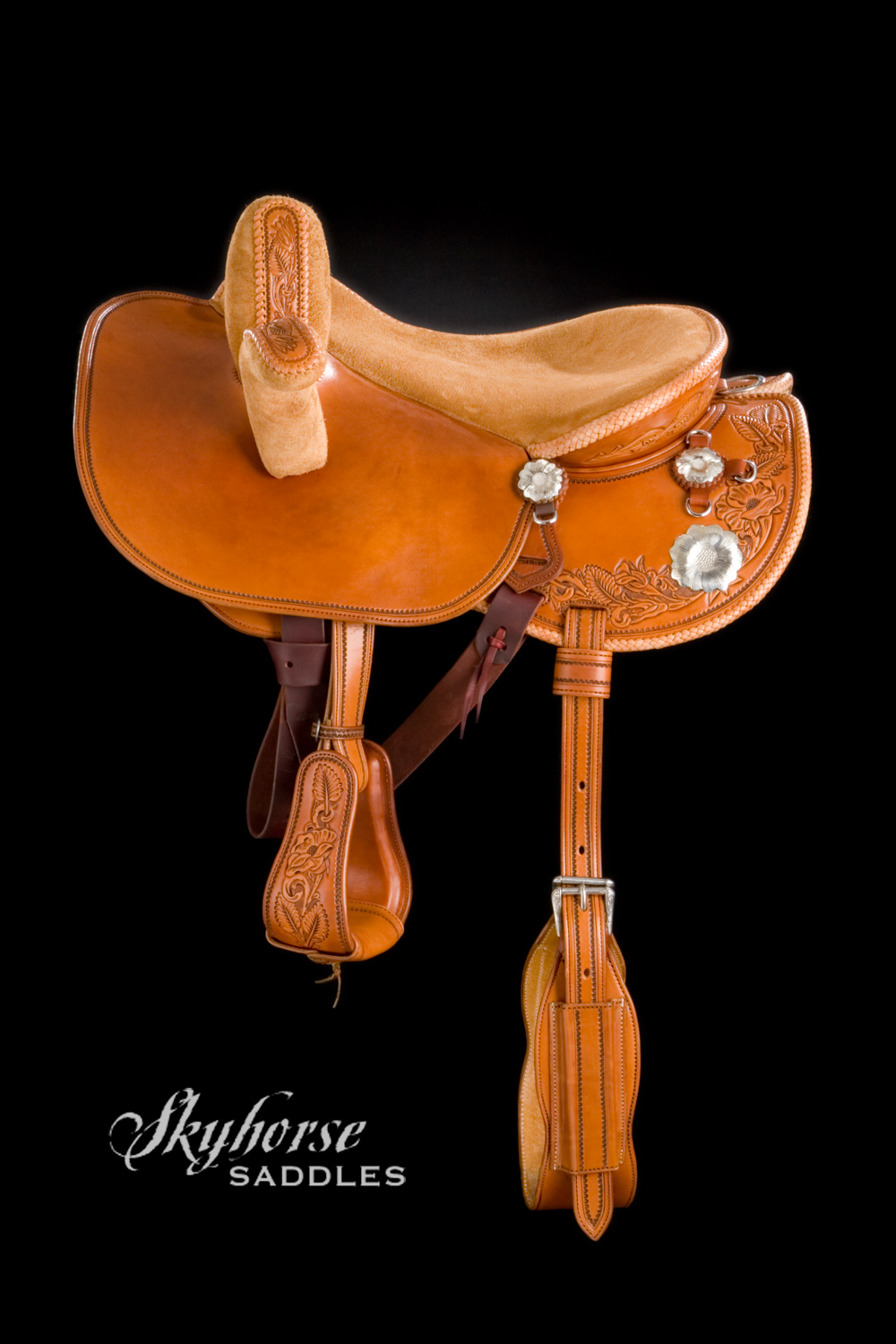 Blond Roses Sidesaddle  Click a thumbnail to see a slideshow