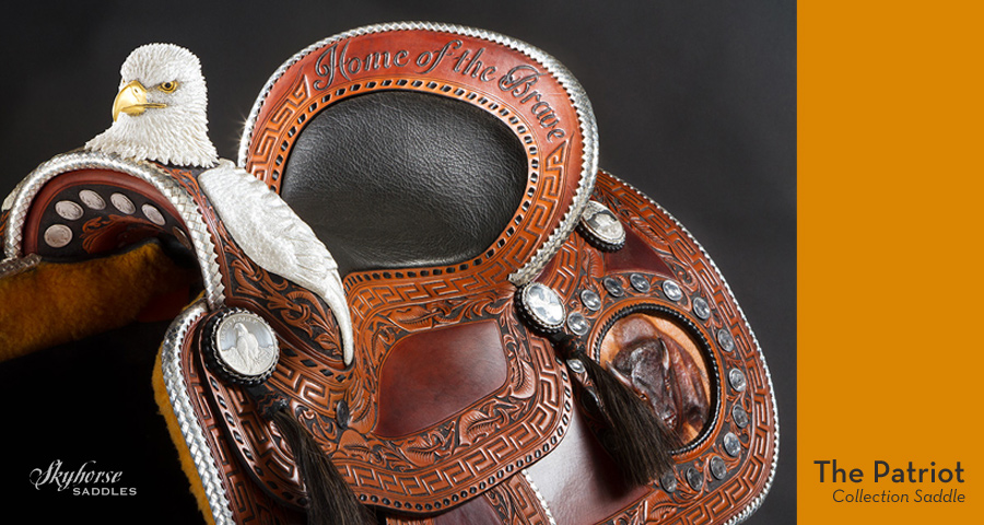 Skyhorse Collection Saddle