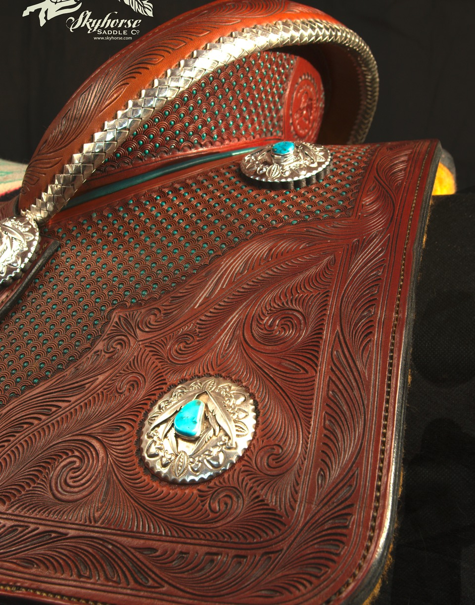 Available saddles — Skyhorse Saddles