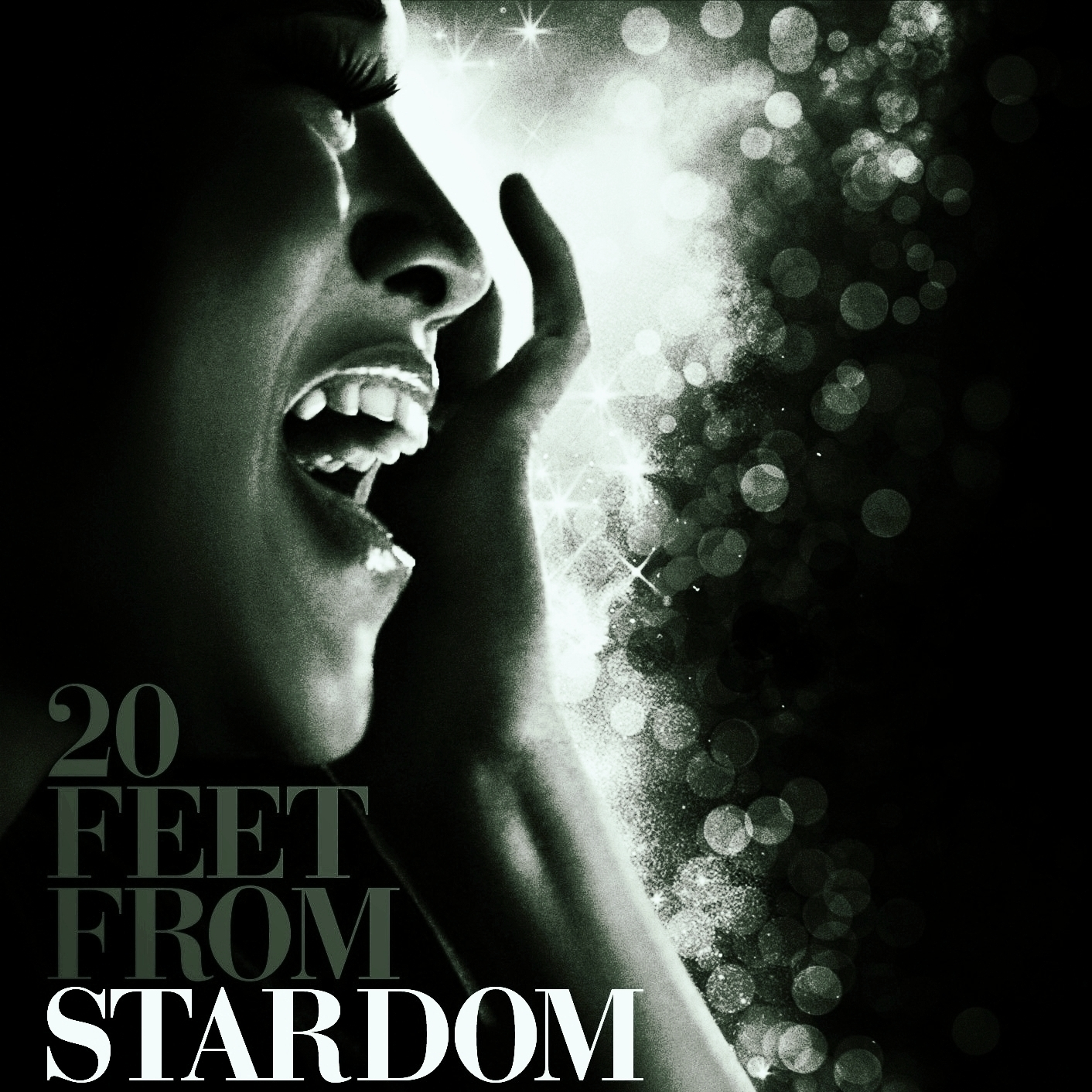 20 Feet from Stardom    When I saw this moving documentary at Sundance, I cornered director Morgan Neville in the snowy parking lot. Okay, maybe it wasn't THAT dramatic...but we ended up putting together a great soundtrack.