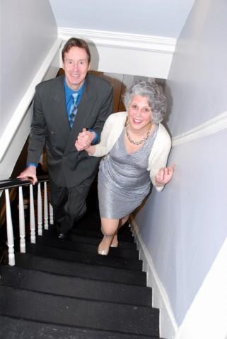 Mary Ellen Hermann & Andrew Meechan