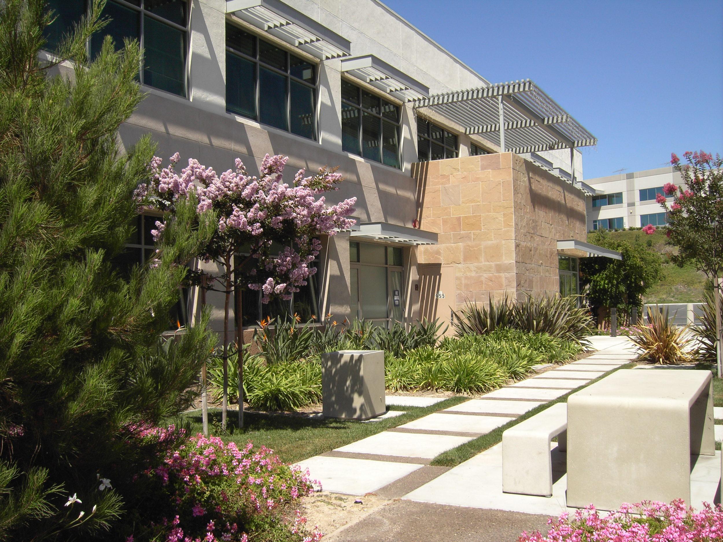 Doctors' Park Courtyard.JPG