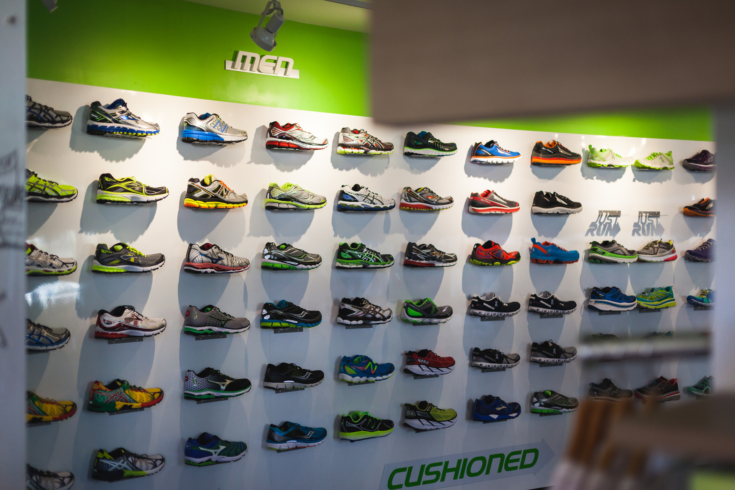 Just Run_Shoe Wall_02.jpg