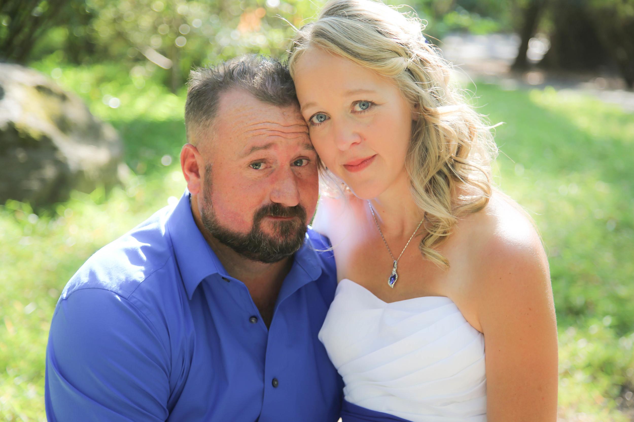 Andrea + Gary // Married