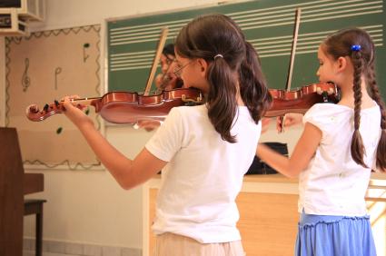 Take Music Lessons