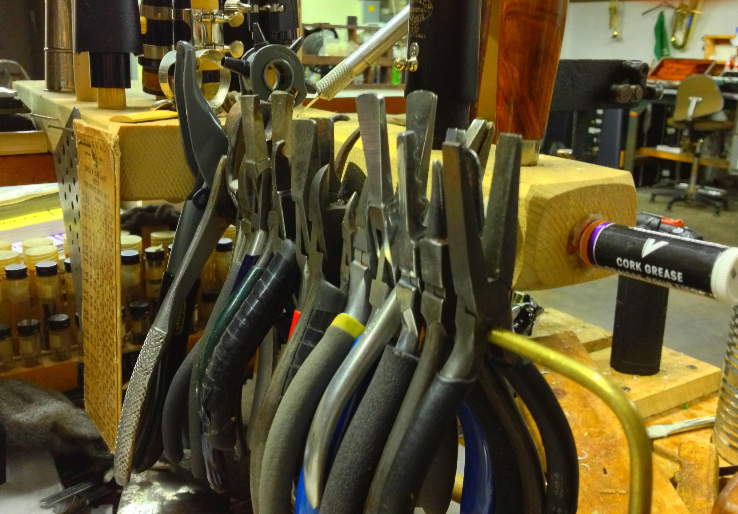 Repair or Restore Your Instrument