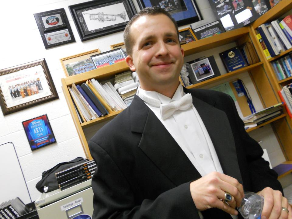 Presenter:  Justin McAdams, Band Director and District Music Coordinator, Phoenixville Area School District