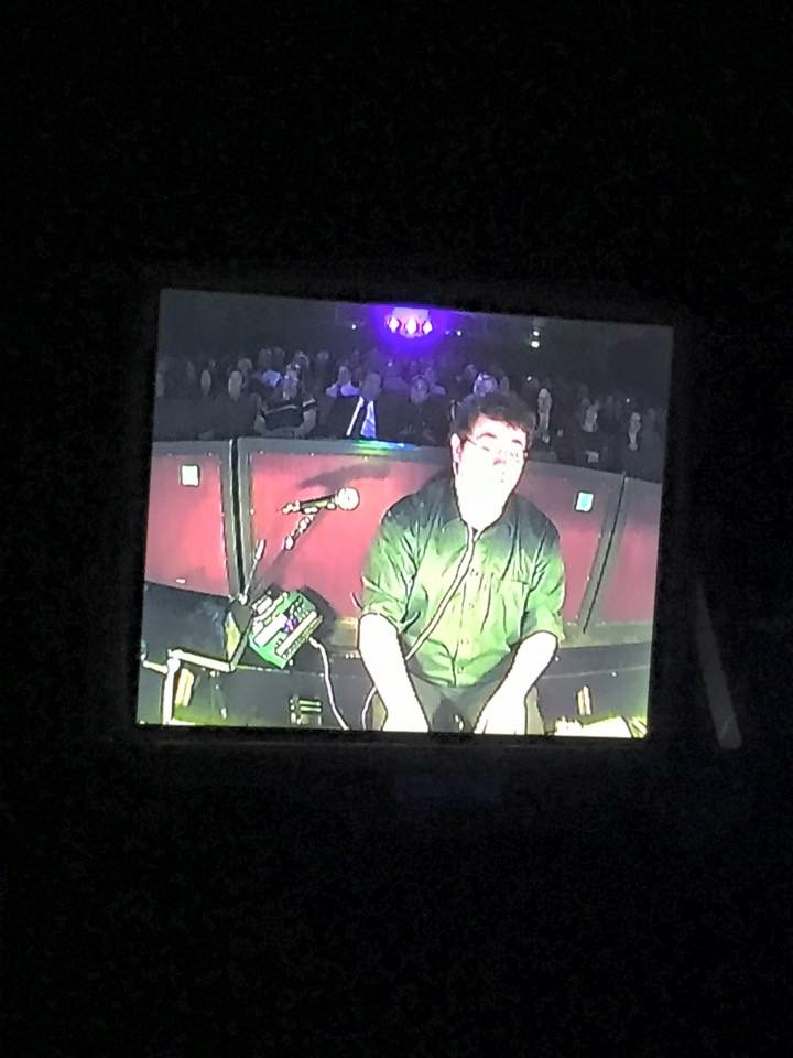Conductor Cam Monitor