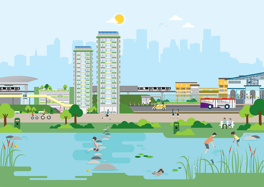Singapore's sustainable development blueprint
