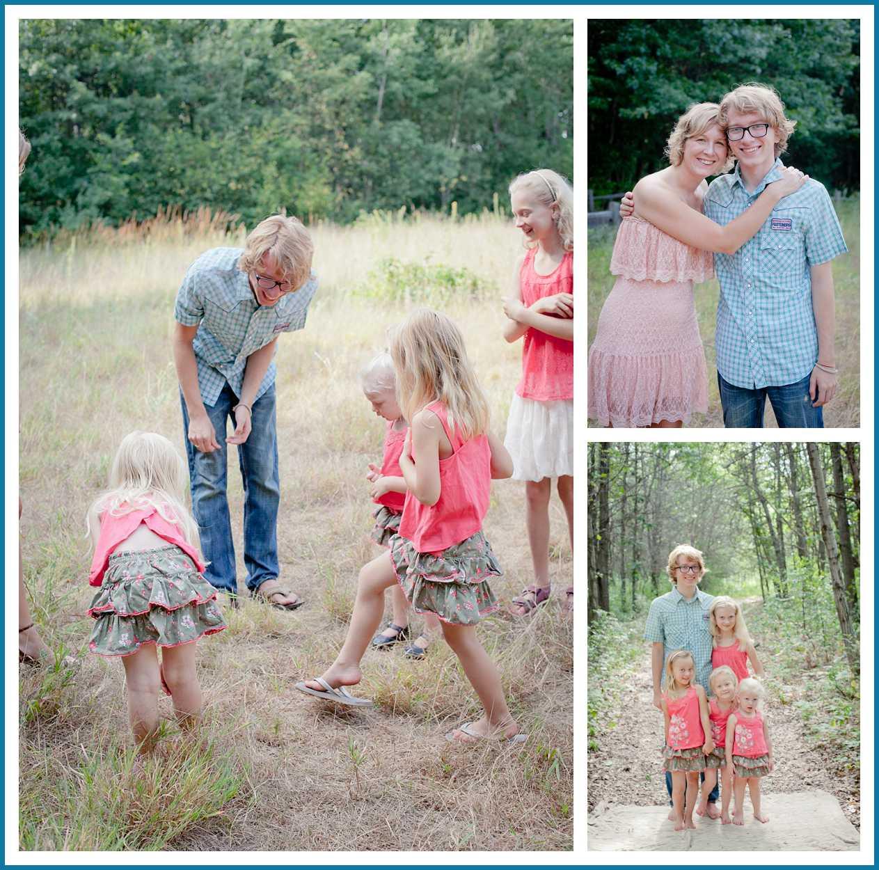 Minnesota Family Photographer  Minnesota Children Photos  South Dakota Kids Photographer