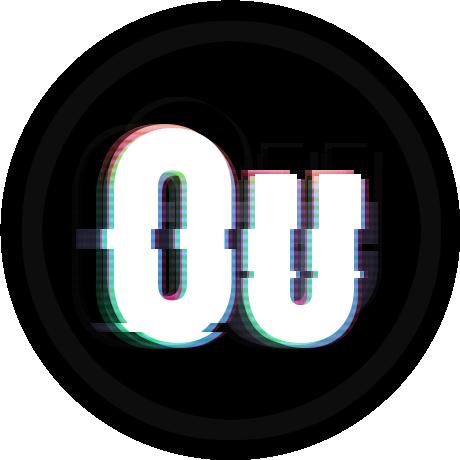 """""""Ou"""" マグネット - 入場者プレゼント一夜限りの限定品となります"""